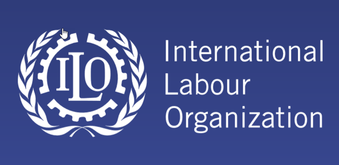 Logo ILO (International Labour Organization)