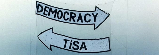 Stop TTIP, TiSA & co.!